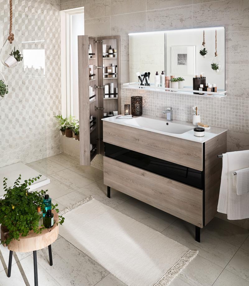 agencement salle de bain