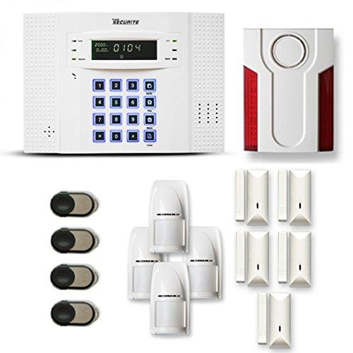 alarme maison sans fil