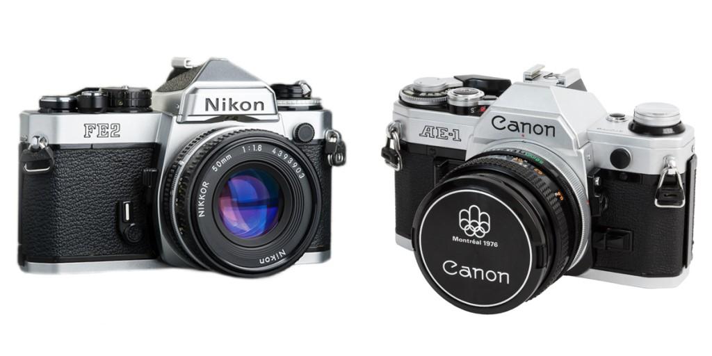 appareil photo argentique