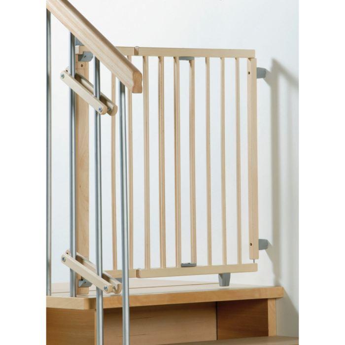 barrière escalier bébé