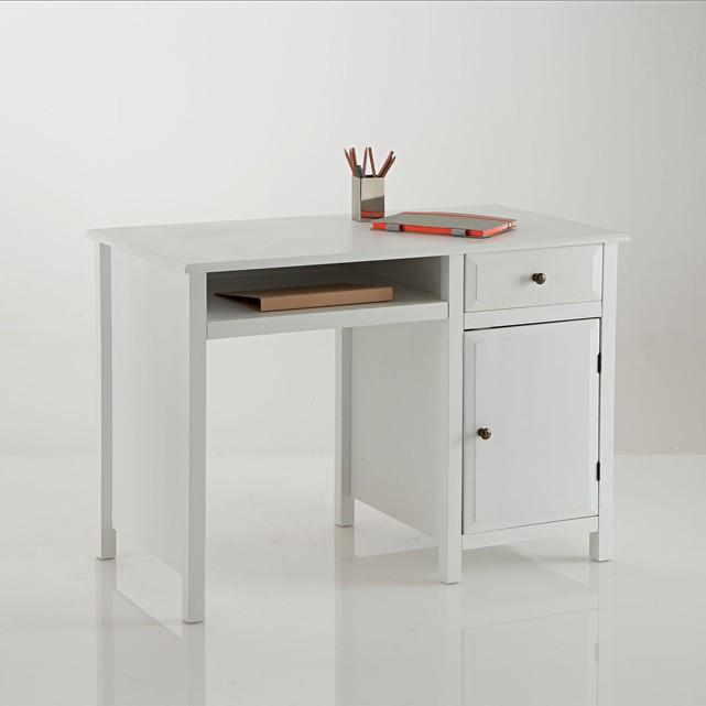 bureau blanc enfant