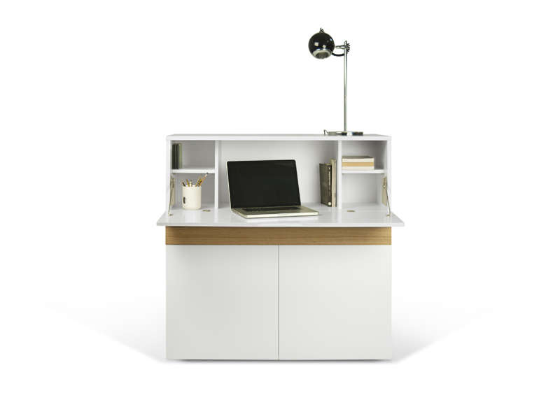 bureau retractable