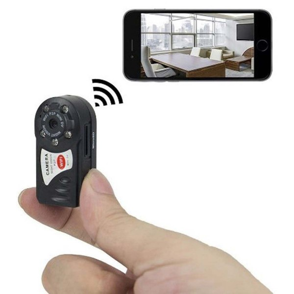 camera connectée