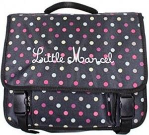cartable fille little marcel