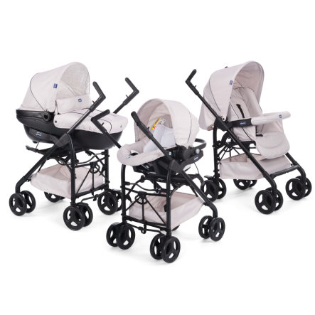 chicco trio sprint black