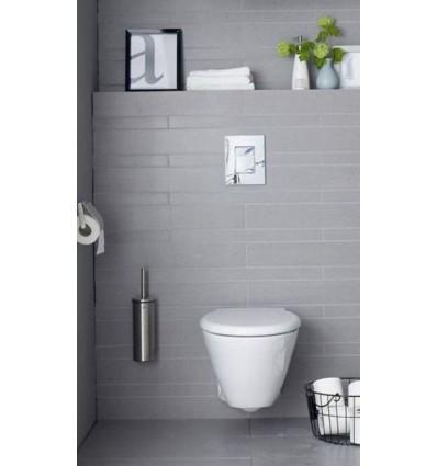 habillage wc suspendu