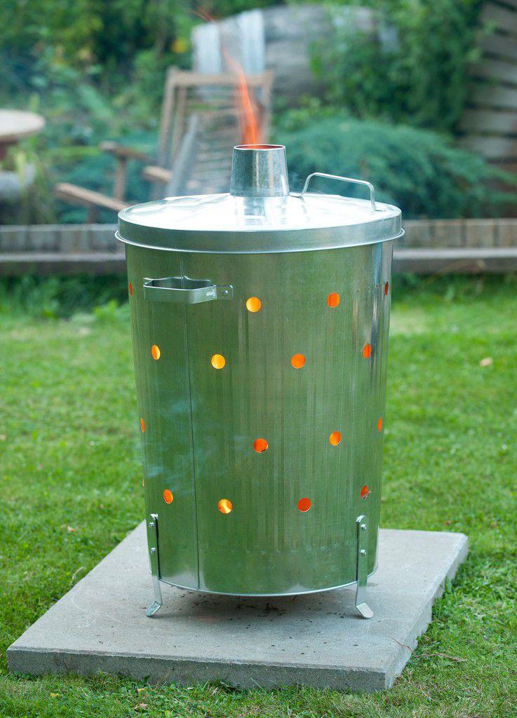 incinérateur de jardin