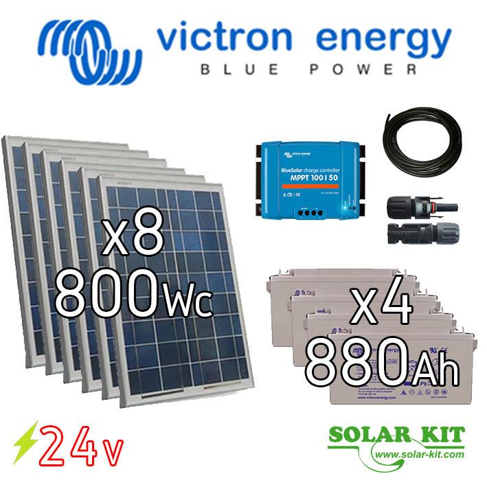 kit solaire