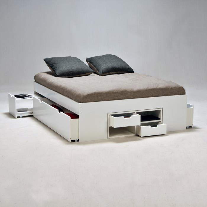 lit double tiroir
