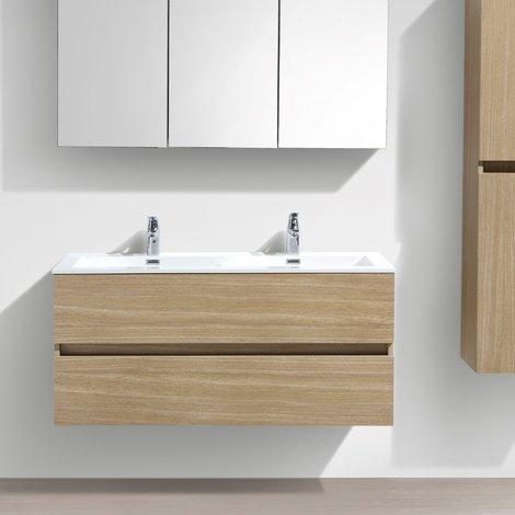 meuble salle de bain double vasque