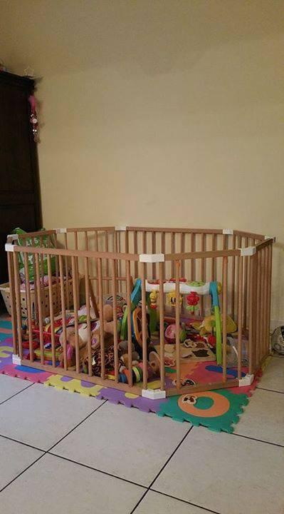 parc jeux bebe