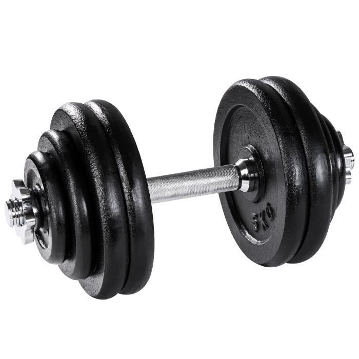 poids musculation
