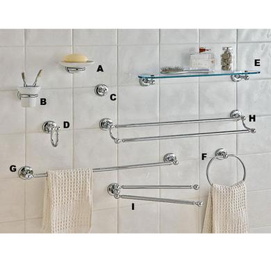 porte serviette salle de bain