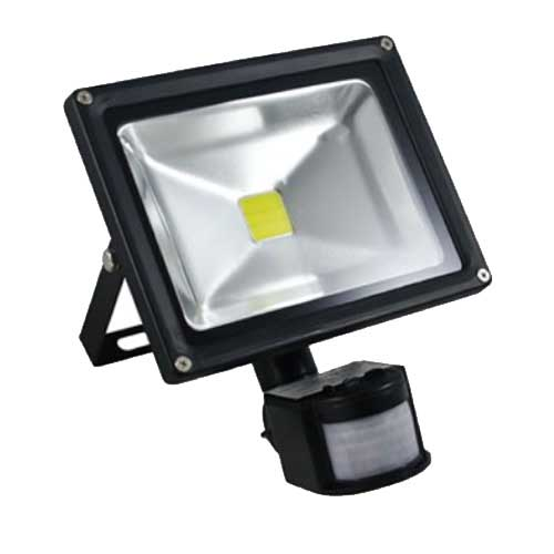 projecteur led detecteur