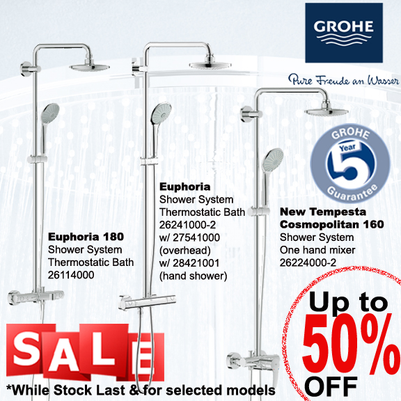 promo grohe