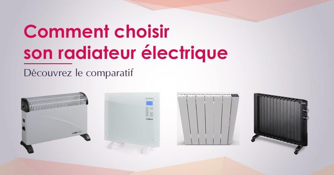 promo radiateur electrique