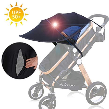 protege soleil poussette