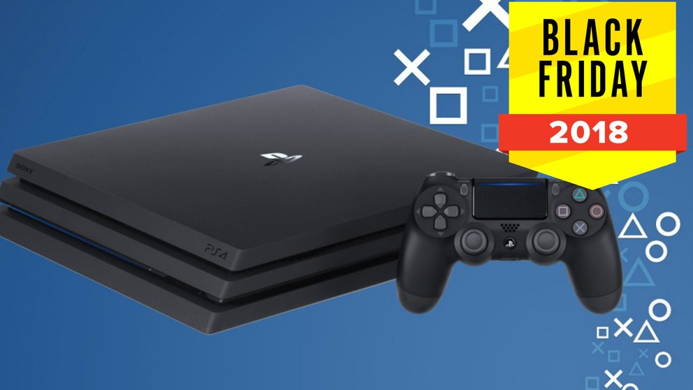 ps4 pro black friday