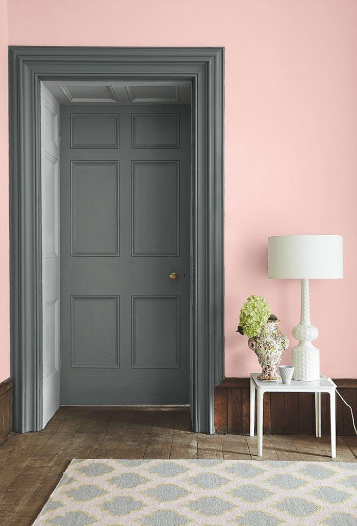 quelle peinture pour porte intérieure