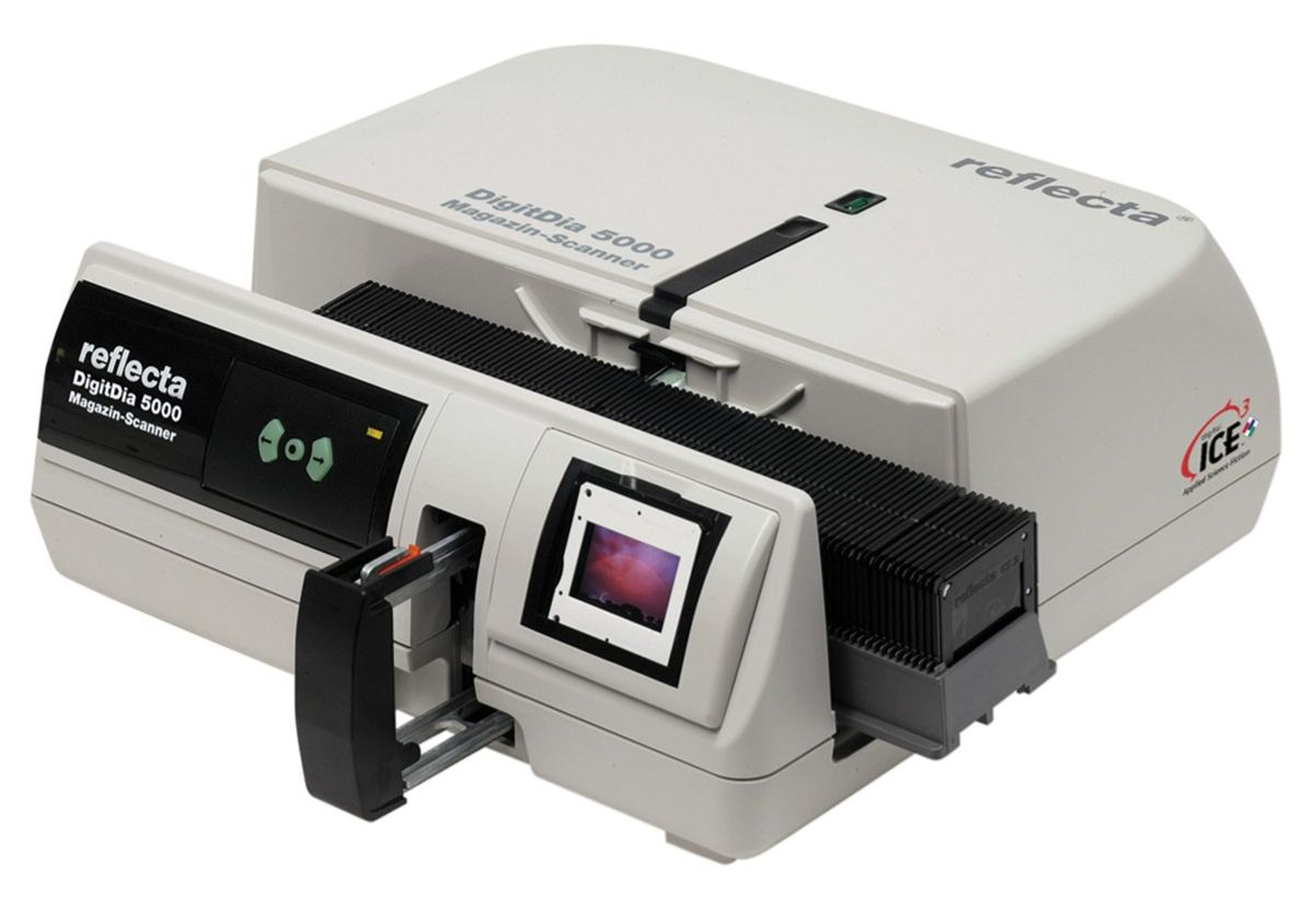 scanner diapositive