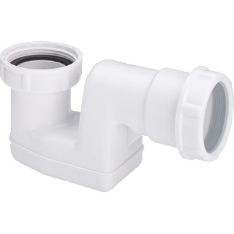 siphon lavabo extra plat