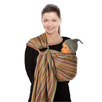 sling porte bébé