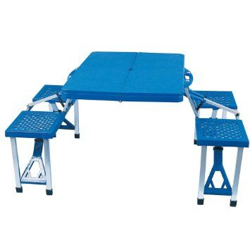 table et chaise camping