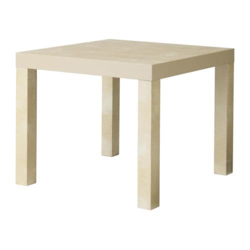table lack