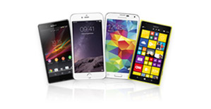téléphones mobiles