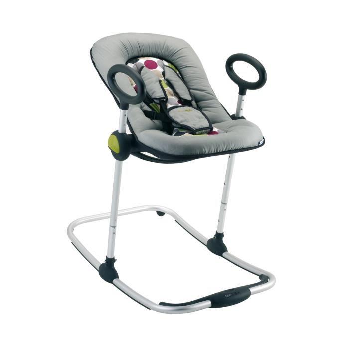 transat bébé sur pied