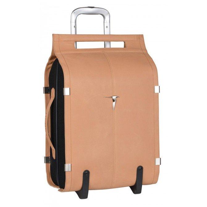 valise cabine cuir