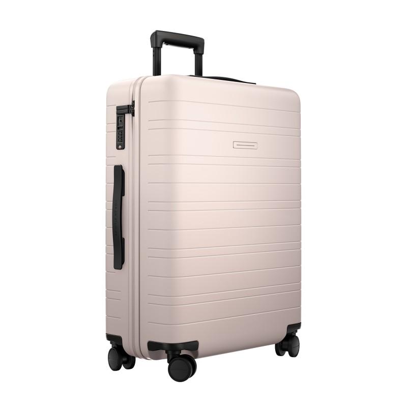 valise rose pale