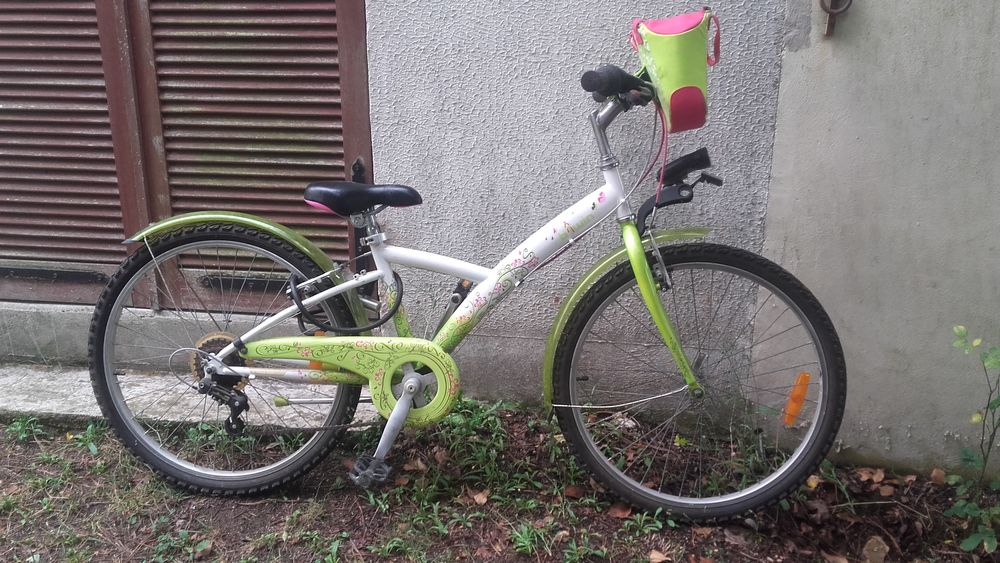 velo fille 24 pouces occasion