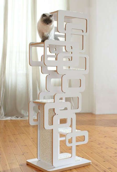 arbre chat design