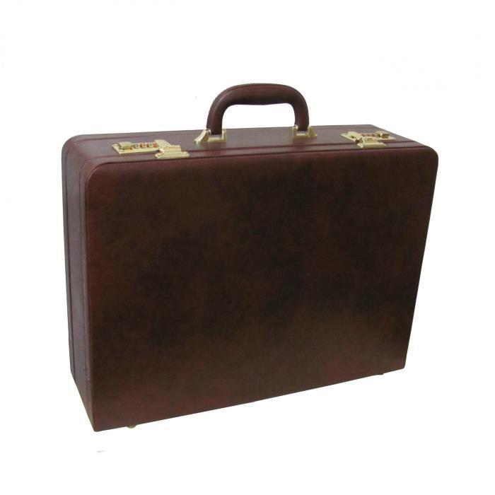 attaché case cuir