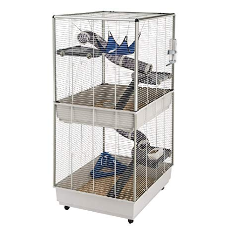 cage furet tower
