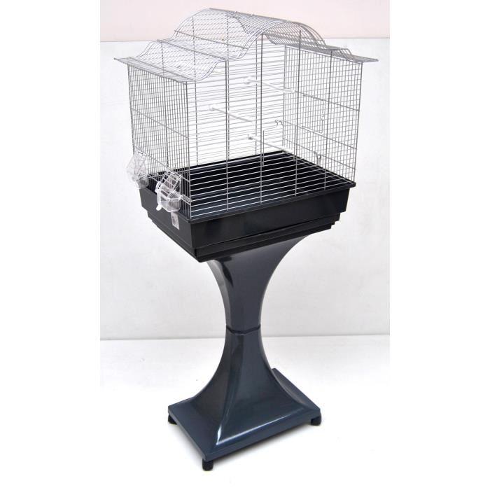 cage oiseau sur pied