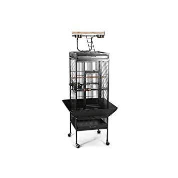 cage perroquet