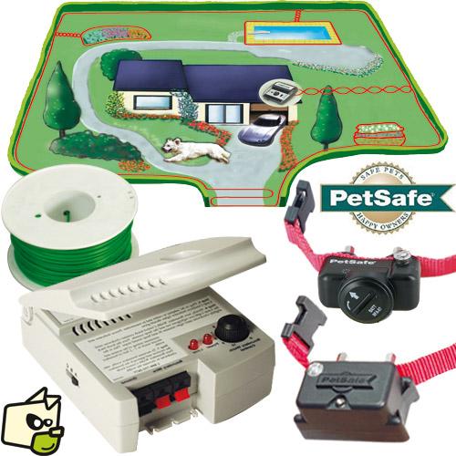 cloture electrique pour chien petsafe