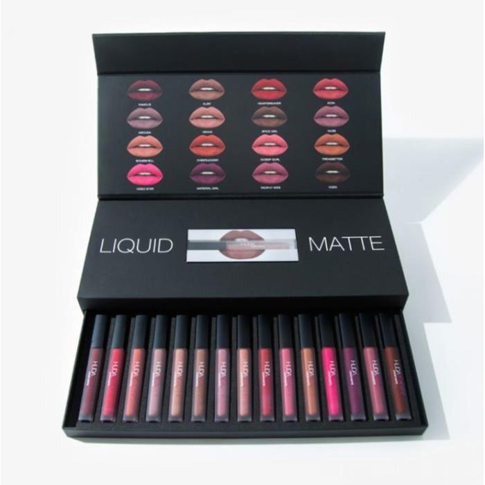 coffret lipstick