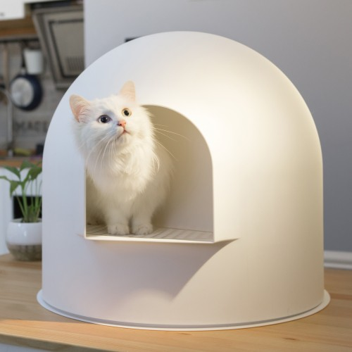 litiere igloo