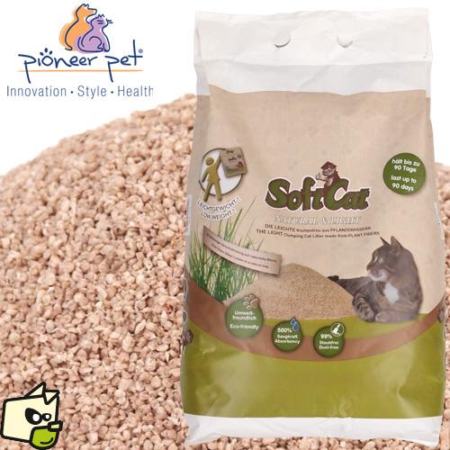 litiere vegetale chat