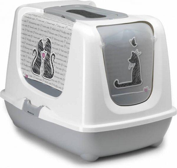 maison de toilette pour chat xxl