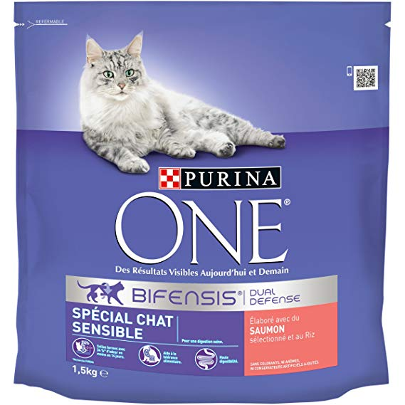 purina one chat sensible