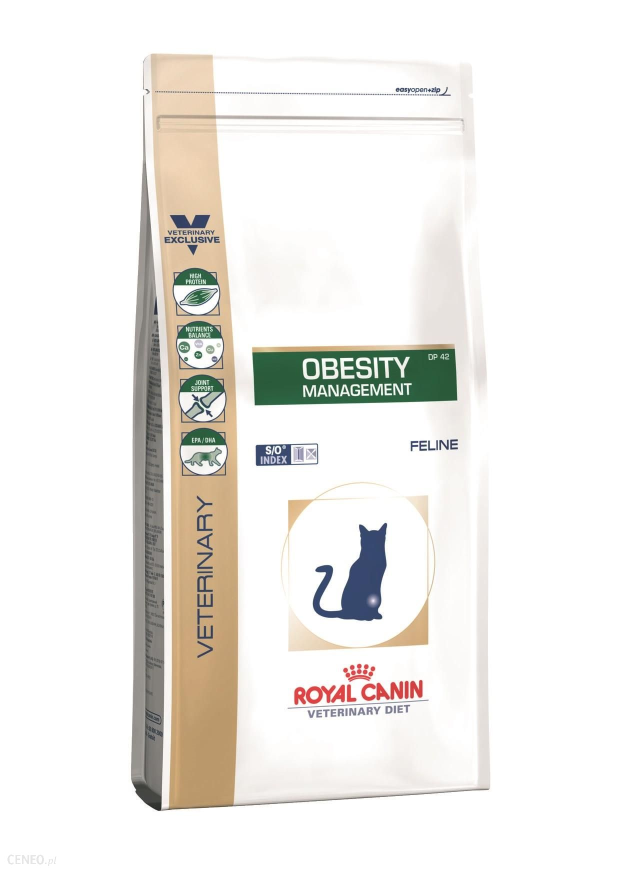 royal canin obesity chat