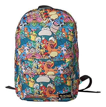 sac à dos pokemon