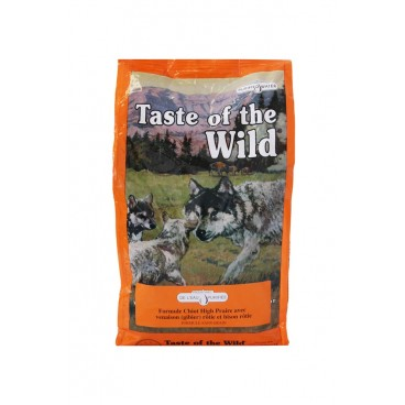 taste of the wild chiot
