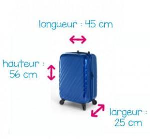 valise format cabine