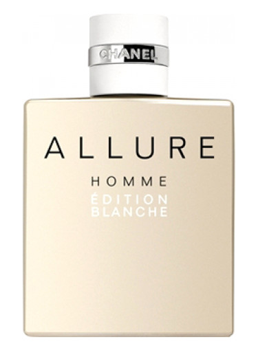 chanel allure homme sport blanche edition
