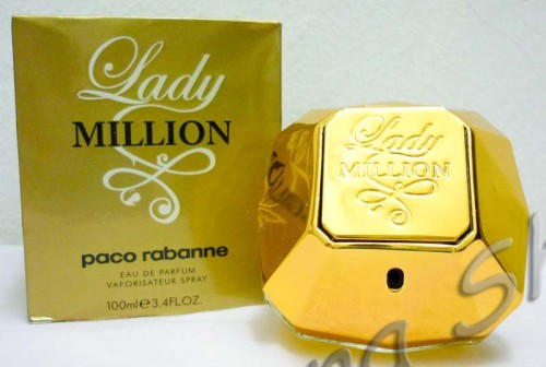 lady million 100ml
